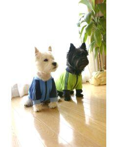 【犬の服】デザインジャージ型紙と作り方