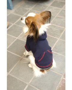 【犬の服】アウトドアに最適のパーカ型紙と作り方