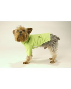 【犬の服】クラシカルコート型紙と作り方
