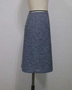 【グレーディングルール付き】ゆるやか台形スカート型紙と作り方【ダウンロード版】data-sk-007-gr