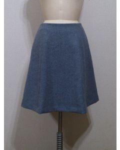 【お買い得セール】6枚接ぎフレアースカート【サンプル制作で使用したカット済み型紙】と作り方