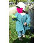 子供服 チュニックブラウスの型紙